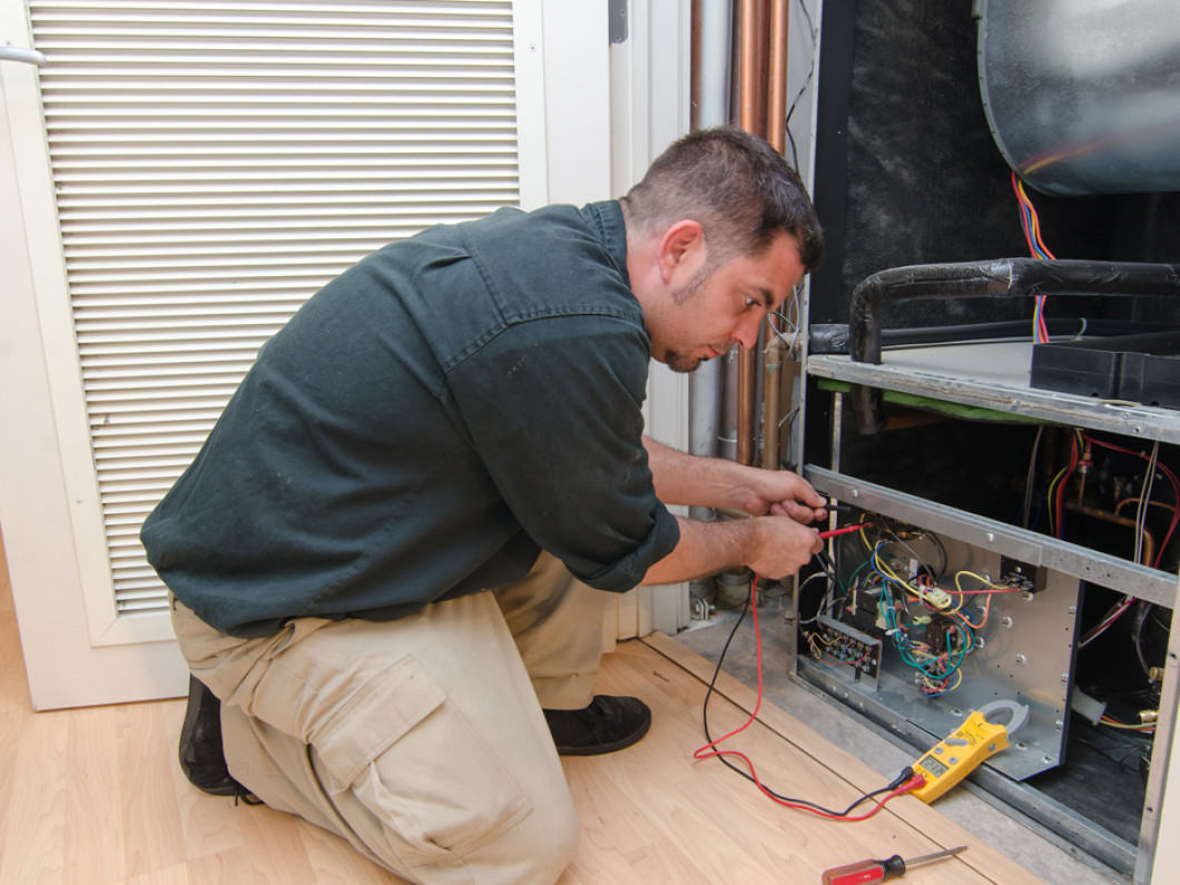 Need HVAC Repairs? Don't Sweat It.